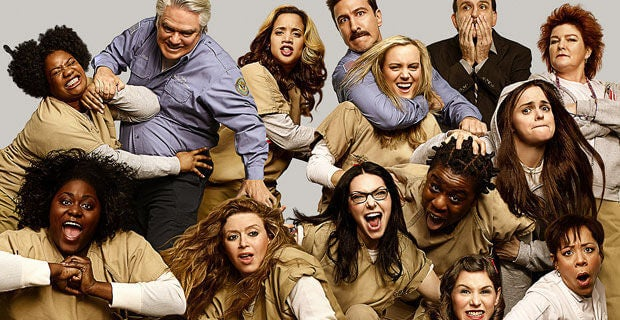 Personajes de la serie Orange is the new black