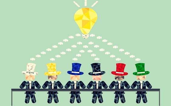 La técnica de los seis sombreros para pensar, de Edward de Bono
