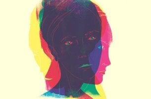 rostros representando los tipos de personalidad según Erich Fromm