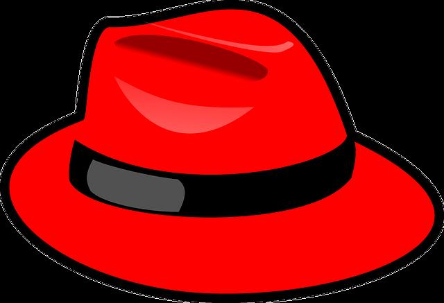 sombrero rojo representando la técnica de los seis sombreros
