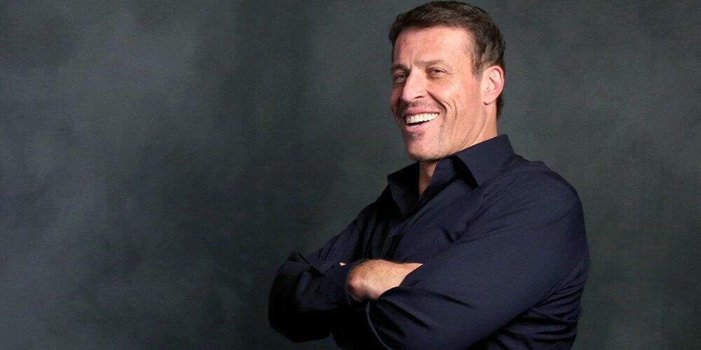 Las 6 mejores frases de Tony Robbins