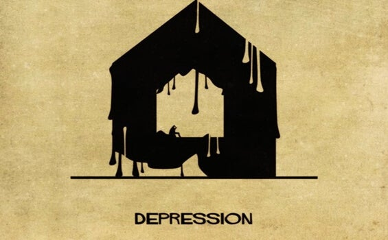 ¿Cómo serían los trastornos mentales si fueran casas?