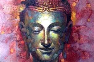 buda representando las frases del budismo