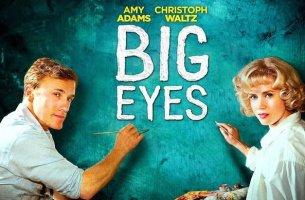 Cartel de la película Big Eyes