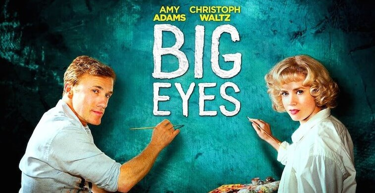 Cartel de la película Big Eyes