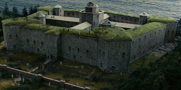 Centro psiquiátrico de la Shutter Island