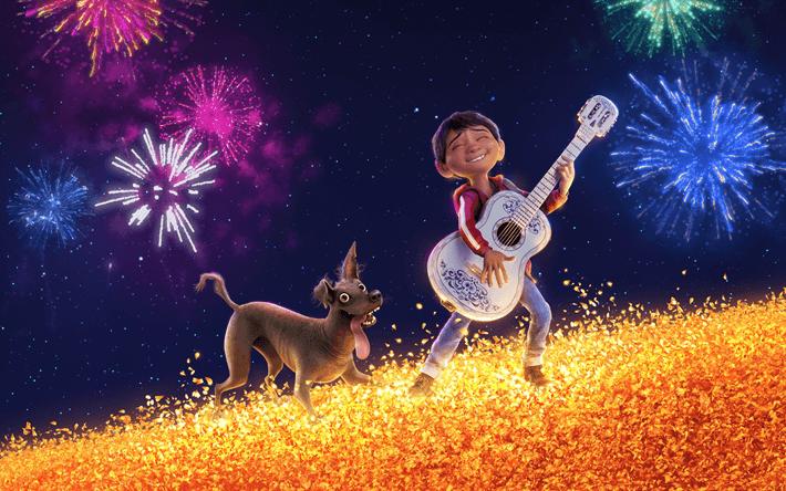 Coco, una película mágica que compartir en familia