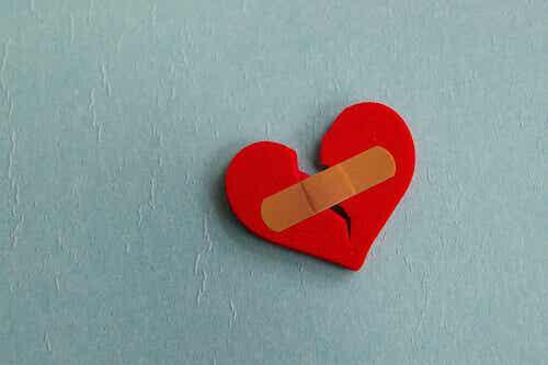 Sanar un corazón roto