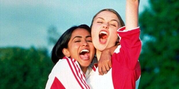 Quiero ser como Beckham, la lucha por la integración