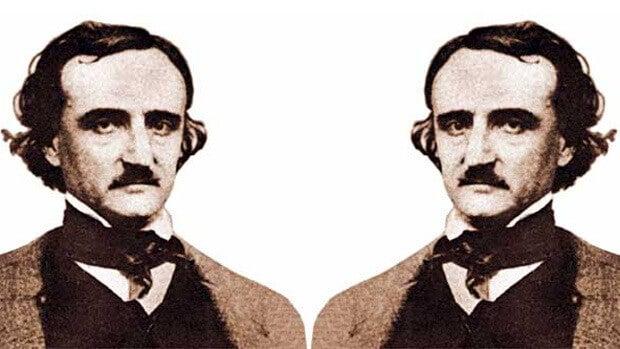 Edgar Allan Poe doble