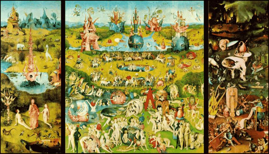 El jardín de las delicias