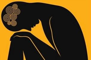 figura representado los mitos sobre la ansiedad