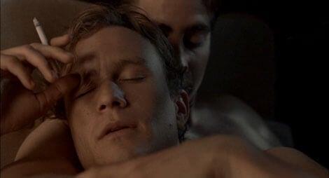 Hombres durmiendo