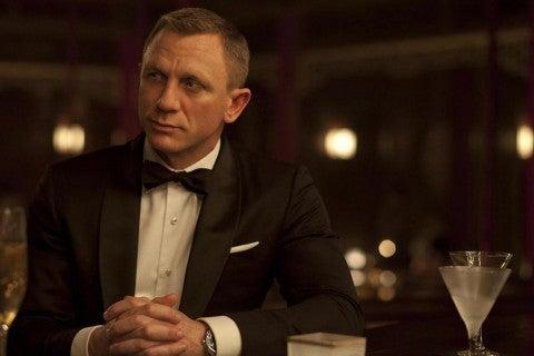 James Bond como ejemplo de la masculinidad