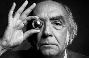 imagen representando las frases de José Saramago