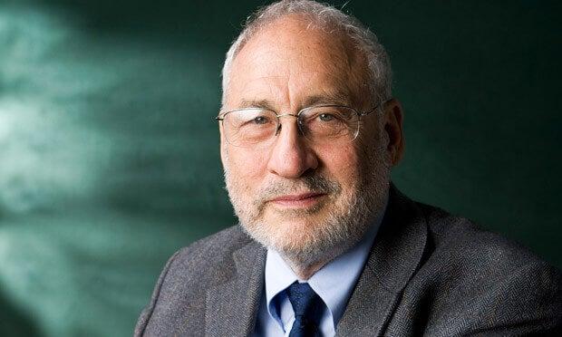 Joseph E. Stiglitz, una de las personas más influyentes del siglo XXI