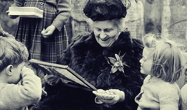 Las 10 mejores frases de María Montessori