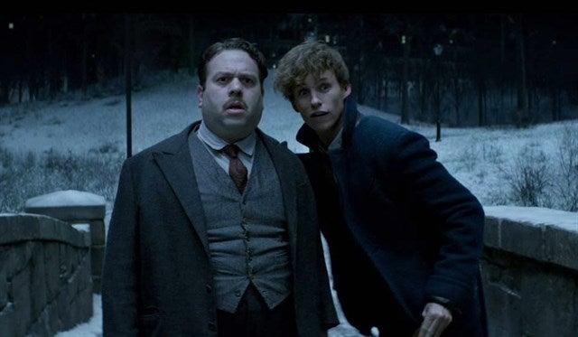 Newt y Jacob