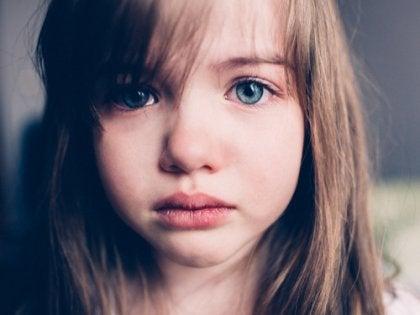 La tristeza en los niños