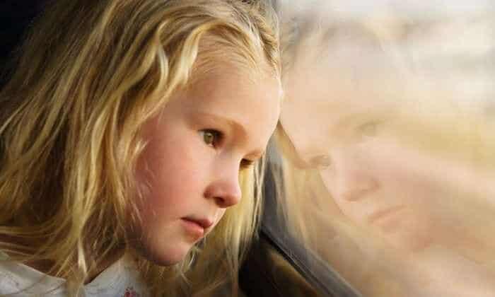 Hijos de una madre deprimida