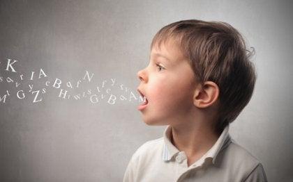 Errores lingüísticos más frecuentes en los niños de 3 a 6 años