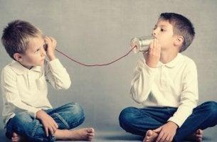 niños que te enseñan a comunicarte mejor