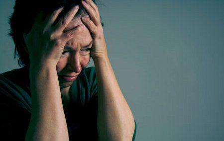 Mujer con trastorno psicótico por consumo de cannabis