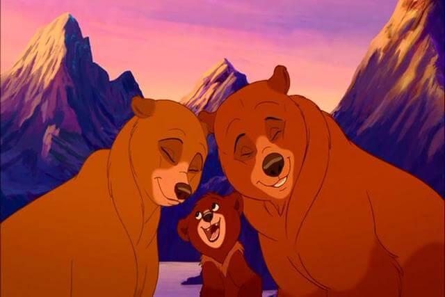 Tres osos