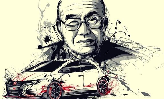 La extraordinaria historia de Soichiro Honda