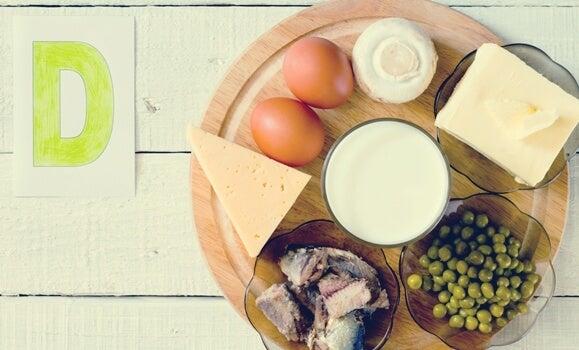 Alimentos que refuerzan la vitamina D ante la falta de luz solar durante el confinamiento