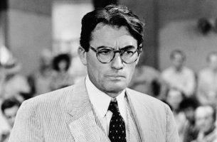 Atticus Finch representando el eneatipo 1