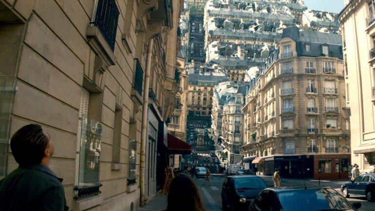 Ciudad en sueños