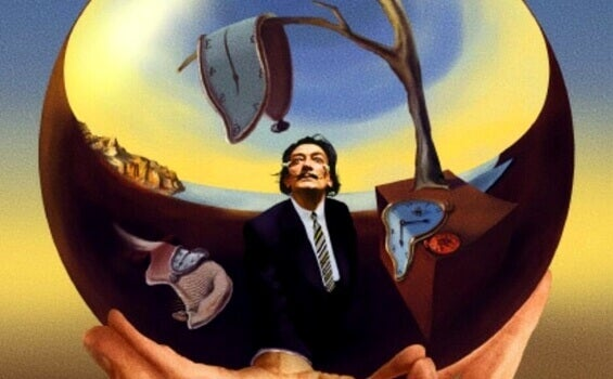 7 sorprendentes frases de Salvador Dalí