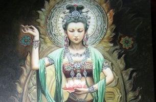 diosa hindú que nos enseña que qué cosas mantener en secreto