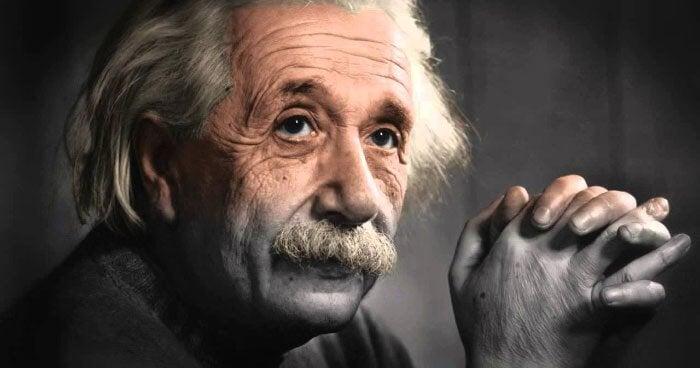 5 frases de Albert Einstein sobre el crecimiento personal