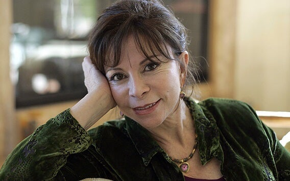5 frases de Isabel Allende inolvidables