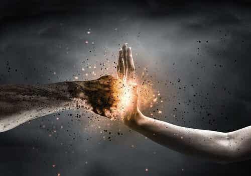 La ira es un tóxico para el organismo