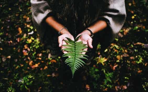 El sentido de la vida se escribe con calma y paciencia