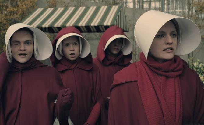 The Handmaid's Tale: distopía y feminismo