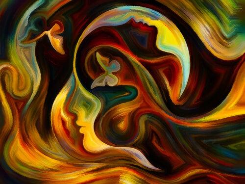 4 caminos para superar un trauma a través del arte