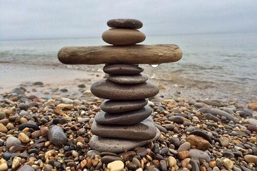 imagen representando la fábula de las piedras