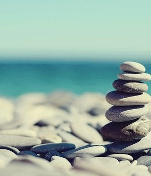 imagen representando fábula de las piedras