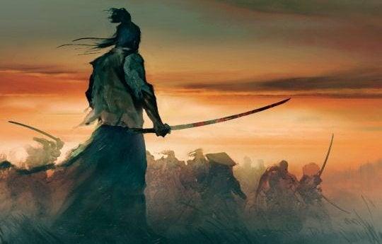 10 impactantes frases de los samuráis
