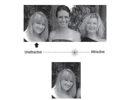 Tres amigas sonriendo para explicar el efecto animadora