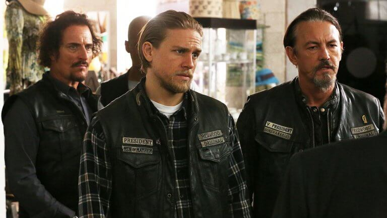 Personajes de la serie Sons of anarchy
