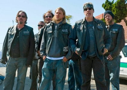 Sons of Anarchy y la cultura de la violencia