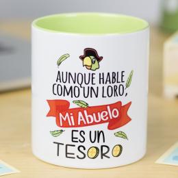Taza de Café y Té Verde
