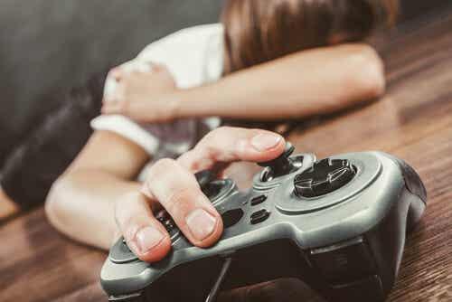 ¿En qué consiste el trastorno de juego por internet?