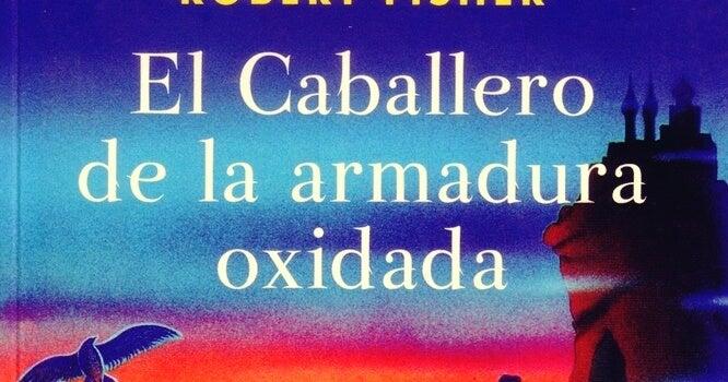 libro donde se hallan las frases del libro El caballero de la armadura oxidada