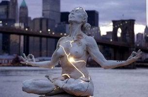Escultura Expansión
